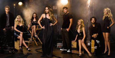 The Hills: Spencer, Heidi, Audrina, Lauren, Brody, Lo, Justin-Bobby, and Stephanie