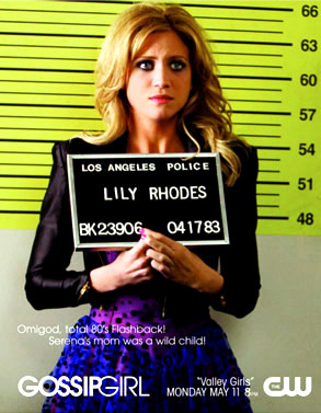 Brittany Snow as Lily on next week's episode!
