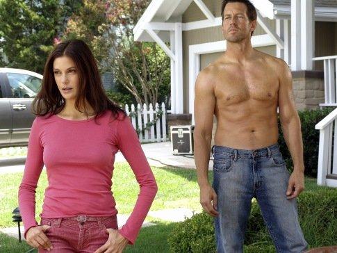 James Denton plays Mike, Susan's (Teri Hatcher) ex and Katherine's (Dana Delaney) current boyfriend.