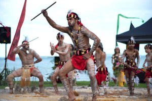 Quandamooka Festival on Straddie