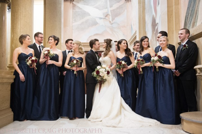 Carnegie Museum of Art Weddings   Elizabeth Craig Photography-003