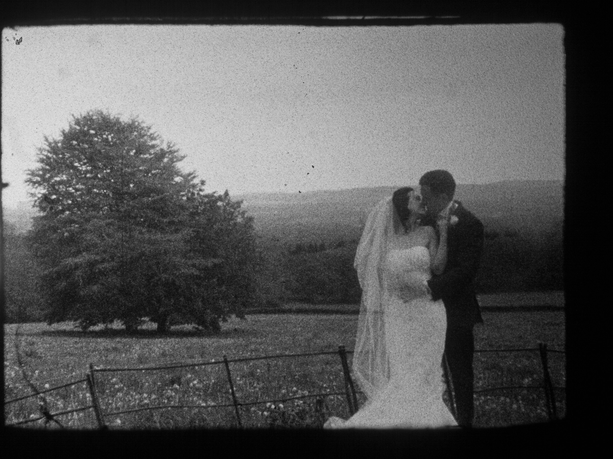 Super 8 Wedding Video, Cardiff, Wales