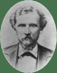 Portrait of William MacRae