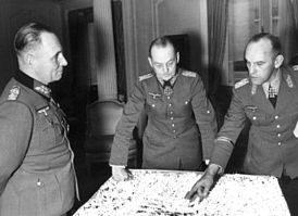 Rommel and von Rundstadt