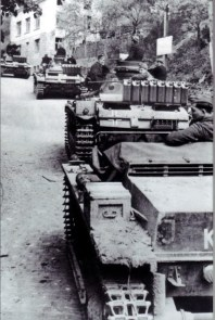 Panzer reserves