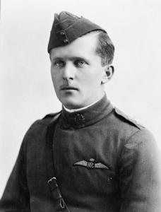 Toronto's city airport is named for World War I flying ace Billy Bishop.