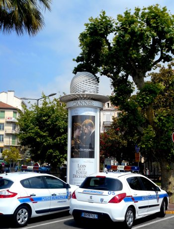 Cannes hosts the most famous film festival every May. Craigslegz.com