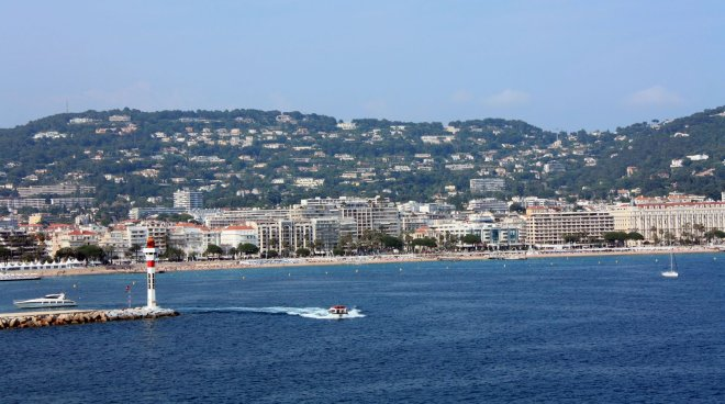 Cannes, France, attracts the jet set crowd every summer to the French Riviera. Craigslegz.com