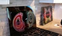 Art was displayed at three stops on the Art Fort Lauderdale tour. (Craig Davis/Craigslegz.com)