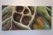 Local artists were featured on the Art Fort Lauderdale tour. (Craig Davis/Craigslegz.com)