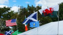 The Southeast Florida Scottish Festival and Highland Games was a colorful event. (Craig Davis/Craigslegz.com)