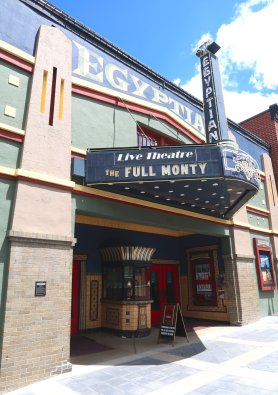 The Egyptian Theatre is a hub for live entertainment in Park City, Utah. (Craig Davis/Craigslegztravels.com)