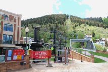 The Town Lift in Park City was to reopen on Memorial Day Weekend. (Craig Davis/Craigslegztravels.com)
