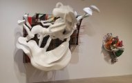 Frank Stella: Experiment and Change exhibit at NSU Art Museum Fort Lauderdale. (Craig Davis/Craigslegztravels.com)