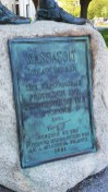 Massasoit was the leader of the Wampanoag tribe who aided the Pilgrims. (Craig Davis/Craigslegztravels.com)