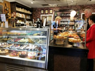 The Patisserie Lenox is an authentic Paris cafe in Great Barrington, Mass. (Craig Davis/CraigslegzTravels.com)