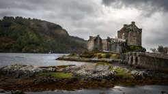 Eilean Donan Castle is one of the most photographed Scottish castles. (Glenn Davis/Glenndavisphotography)