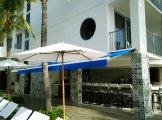 Tiles that mesh a variety of designs is a recurring theme at the Costa d'Este Beach Resort. (Craig Davis/Craigslegztravels.com)