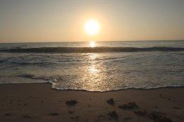 Sunrise at the Costa d'Este Beach Resort in Vero Beach, Fla. (Craig Davis/Craigslegztravels.com)