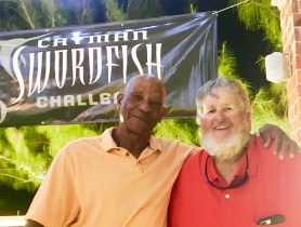 The Cayman Swordfish Challenge is a favorite event of Capt. Bouncer Smith. (Courtesy Bouncer Smith)