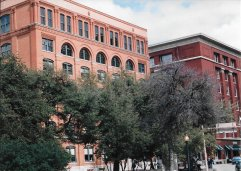 The Sixth Floor Museum in the former Texas School Book Depository tells the official version of the assassination of President John F. Kennedy. (Craig Davis/craigslegztravels.com)