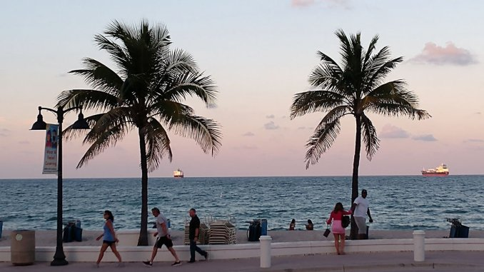 Rooms on Fort Lauderdale Beach are running $300 to $400 a night in 2021. Prices are higher in other areas, especially in the Keys. (Craig Davis/Craigslegztravels.com)