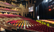The new Hard Rock Live has seating for 7,000 at the Seminole Hard Rock in Hollywood, Fla.