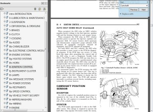2003 Chrysler PT Cruiser Factory Repair Service Manual