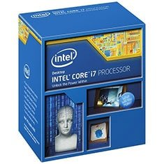 Intel I7 4790 3.6 GHz CPU has arrived
