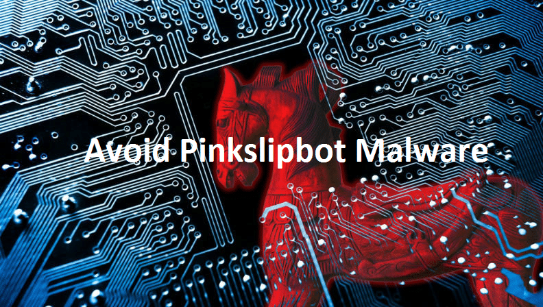 How to Check If You're Harboring the Pinkslipbot Malware