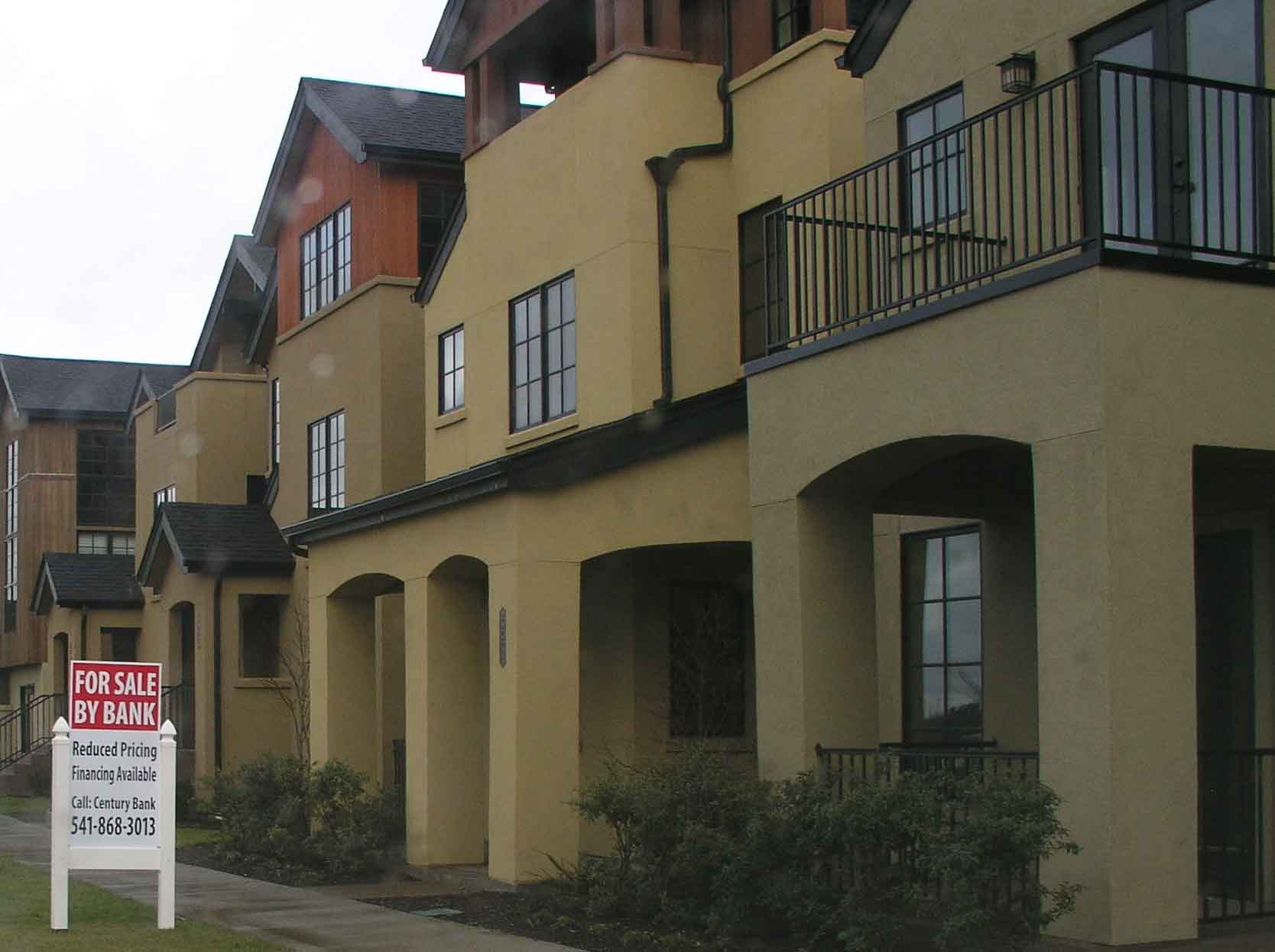 Bank Owned Homes in Eugene are becoming more common.