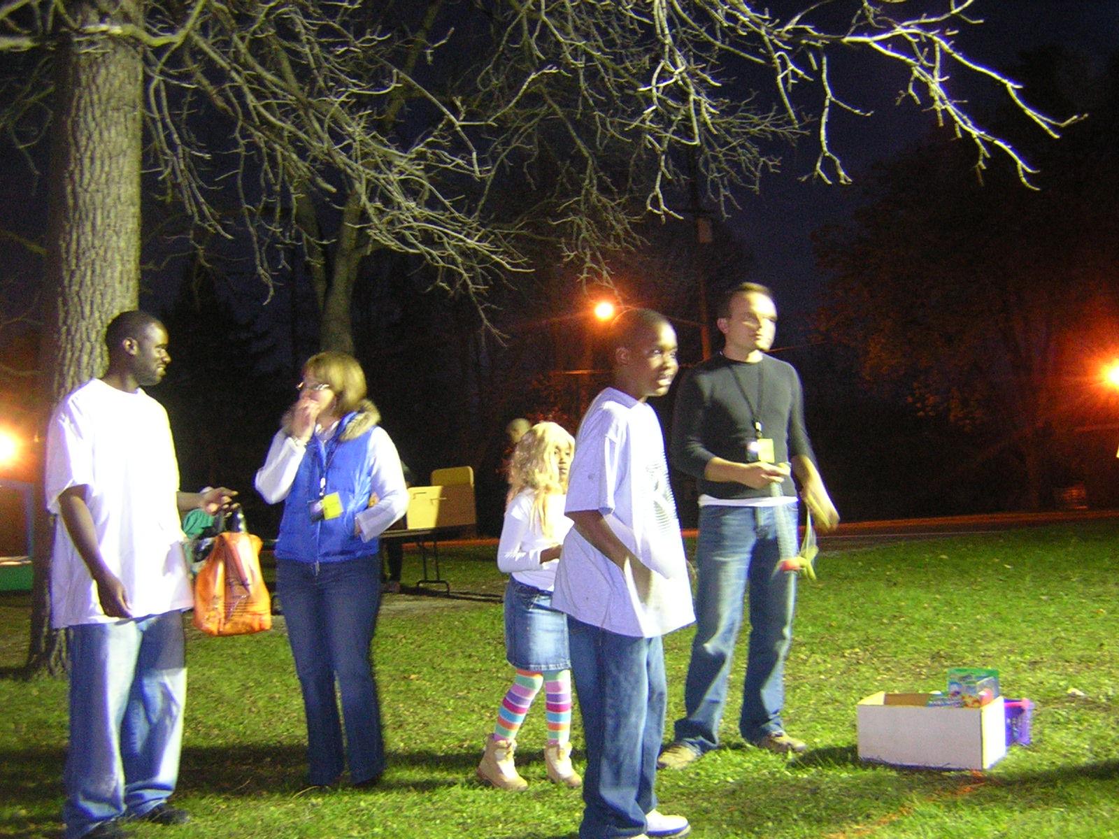 Light The Night 2008
