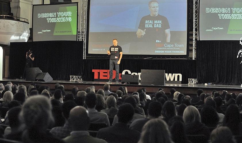 Craig at TEDx