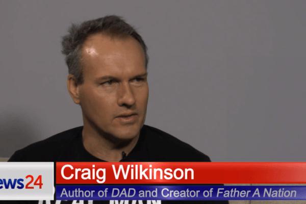 Craig on News24 live
