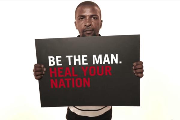 Real man pledge