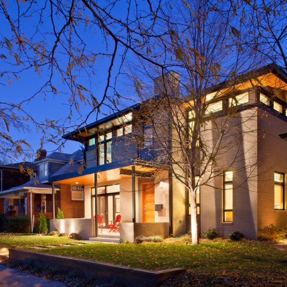 Modern Home in Historic Denver