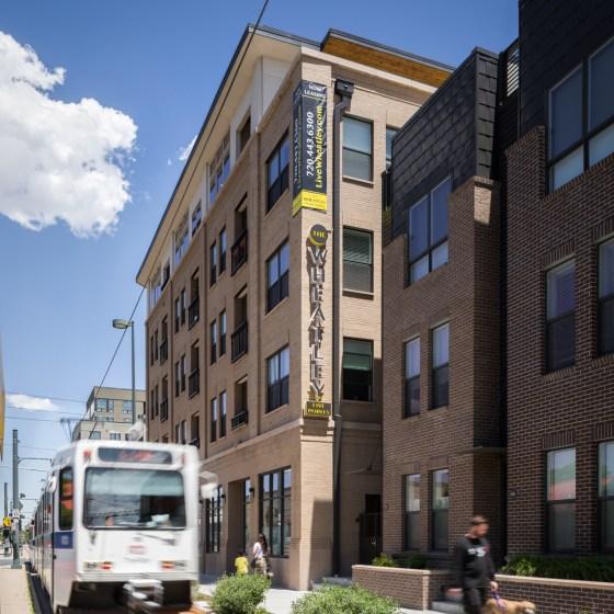 Craine Architecture's Wheatley Project