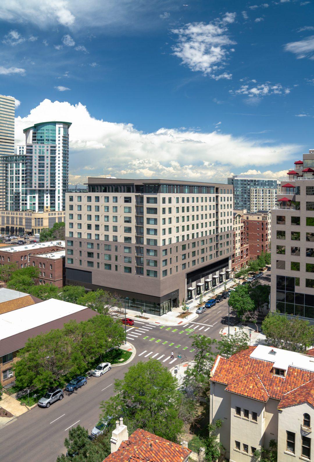 Sova-Multifamily Residential Denver