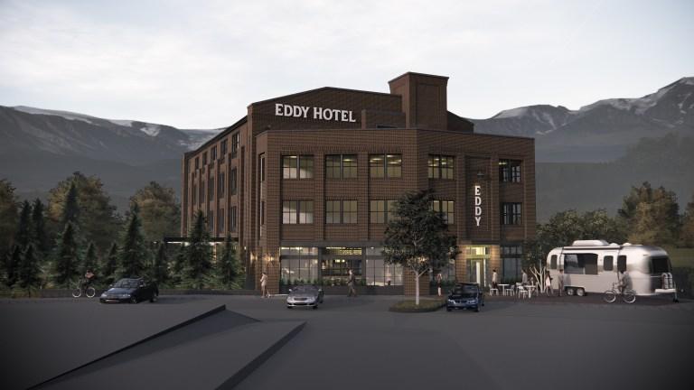 Eddy Hotel
