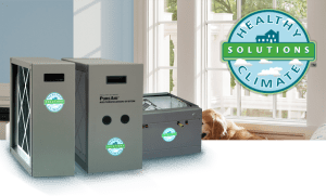 lennox indoor air quality systems w logo