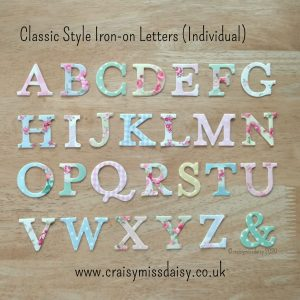 craisymissdaisy-classic-style-iron-on-individual-letters