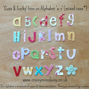 craisymissdaisy-cute-funky-iron-on-mixed-case-alphabet