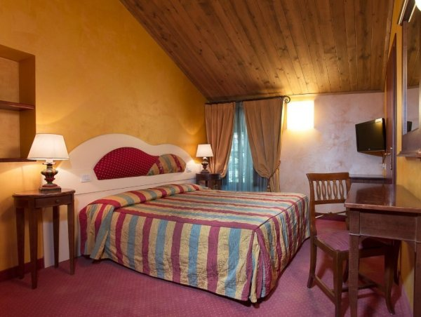 Grand Hotel Terme Roseo – Bagno di Romagna (FC) – Cral Regione Lombardia