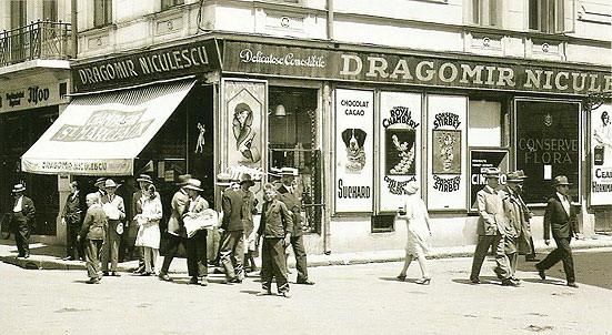 Restaurantul Capşa
