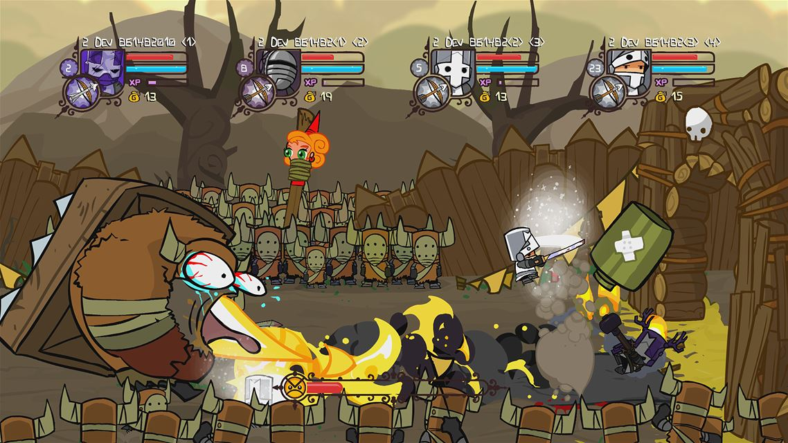 castle crashers remastered 5