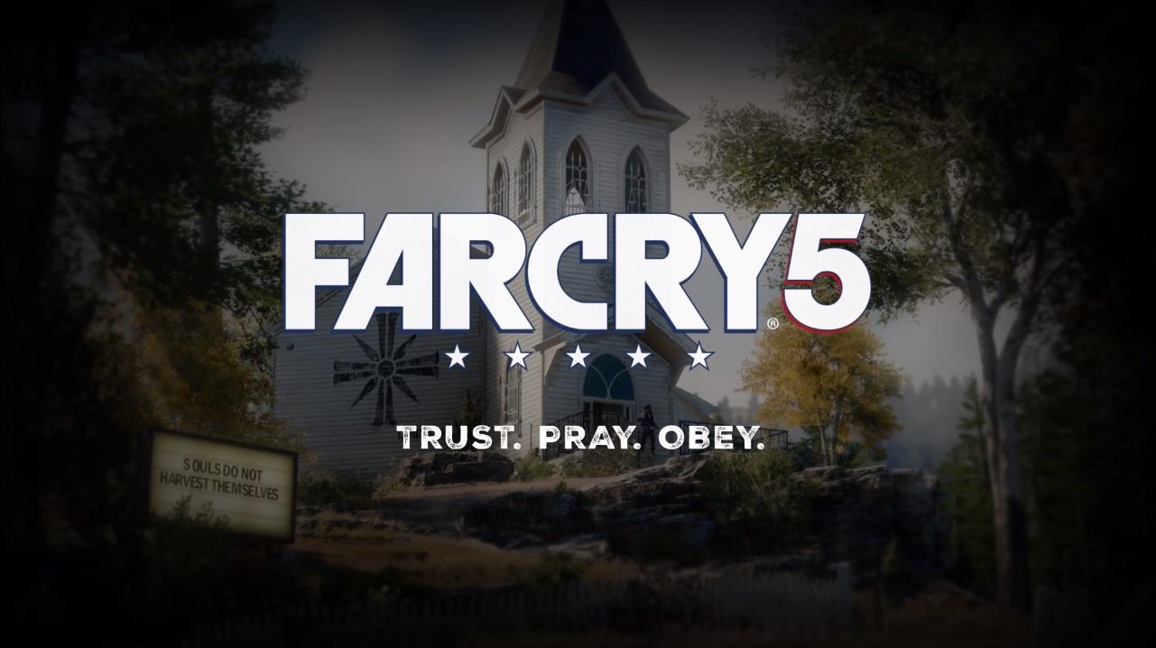Far Cry 5 Announcement Trailers