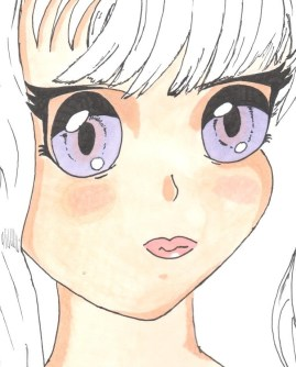 Learning to color manga