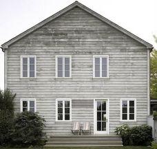 New England husfasad