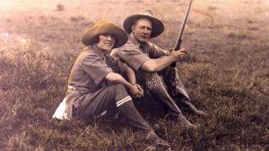 Old times safari