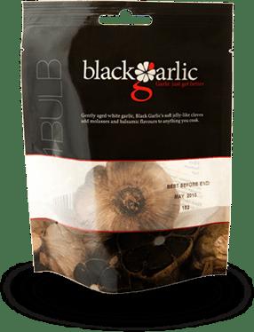 Bjud på en kuinarisk utmaning och det senaste inom kokonsten. Black Garlic - fermenterad vitlök, 45:-. Här kan du läsa lite mer http://cranberrycorner.se/2013/01/18/black-garlic-the-missing-ingredient/